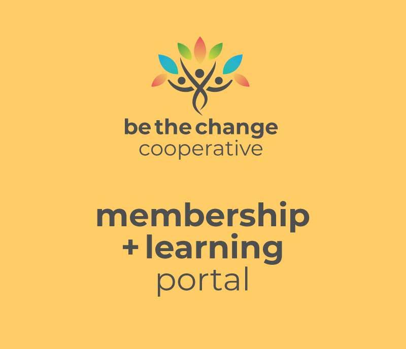 Membership + Learning Portal